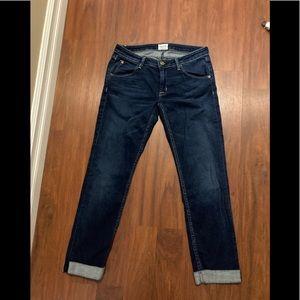Hudson jeans ladies size 27 crop jeans